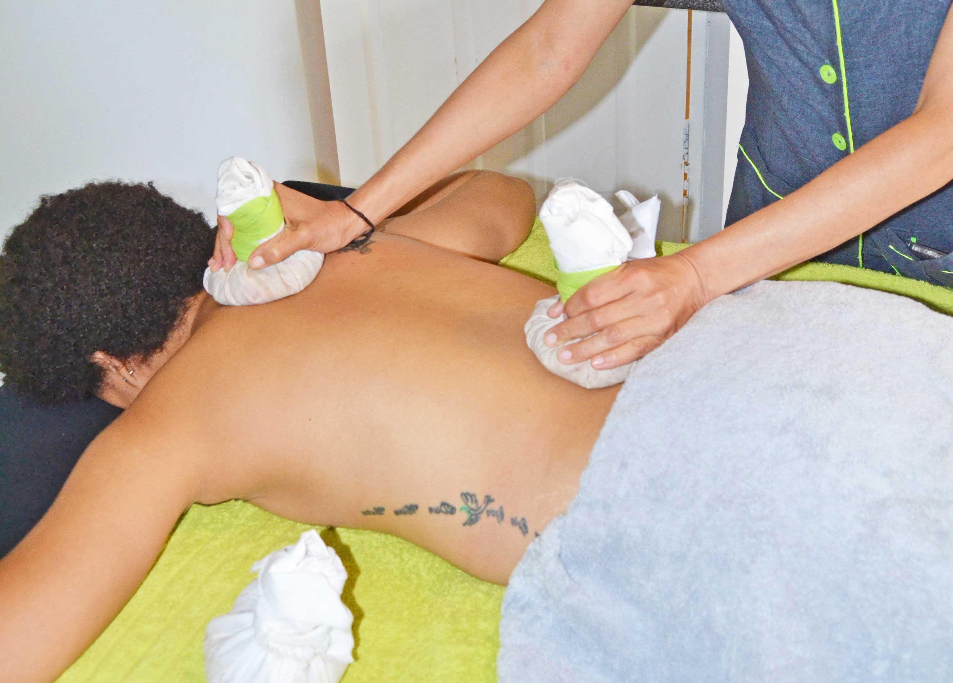 Herbal Balancing Massage