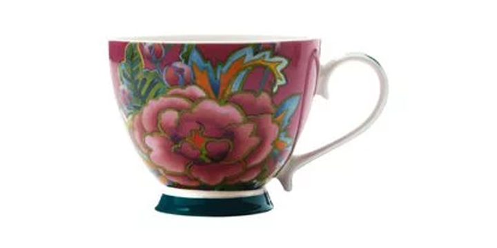 Maxwell & Williams - Hanoi Mug Flower Rose - 400ml