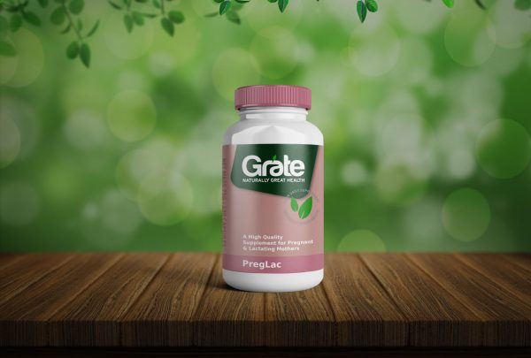 Buy Grate PregLac Nutrition For Breastfeeding Mothers Online