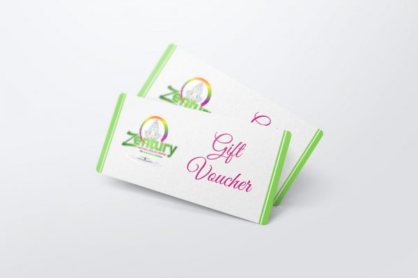 Buy a Massage Voucher Gift Card Online