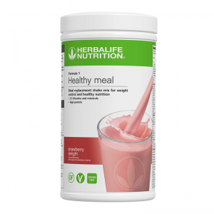 Herbalife Formula 1 Shake Strawberry Delight 550 g