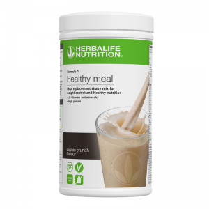 Herbalife F1 Shake Cookie Crunch
