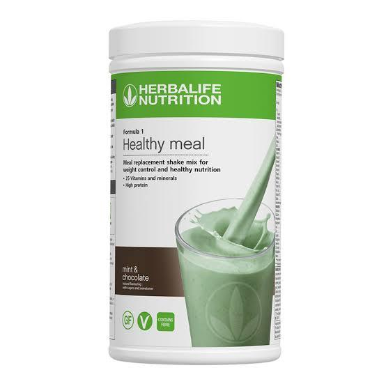 Formula 1 Shake Mint Chocolate 550 g