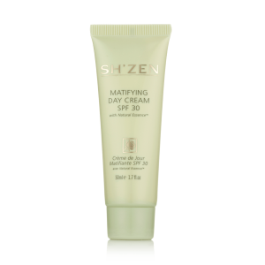 Sh'zen Natural Essence™ Matifying Day Cream SPF 30